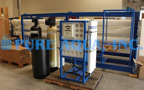 Brackish RO Unit 7,500 GPD - USA