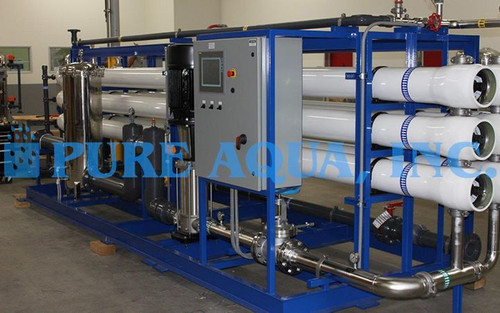 Brackish Reverse Osmosis Systems for Food Processing 2 X 410,000 GPD - Egypt