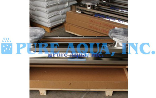 Ultraviolet Industrial Sterilizer 4X 800 GPM - Aruba