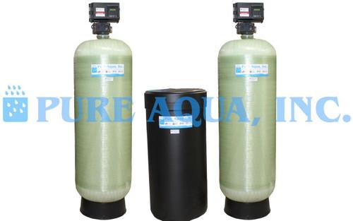 Twin Alternating Water Softener 86,000 GPD - USA