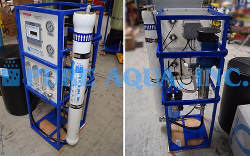 Commercial Brackish RO System 1500 GPD - Brazil