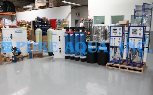 RO Systems 2X 1500 GPD - Kazakhstan