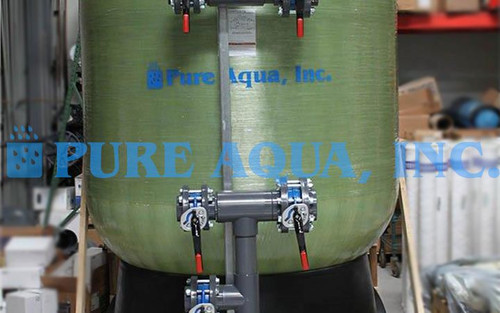 Activated Carbon Filter 139680 GPD - Bahamas