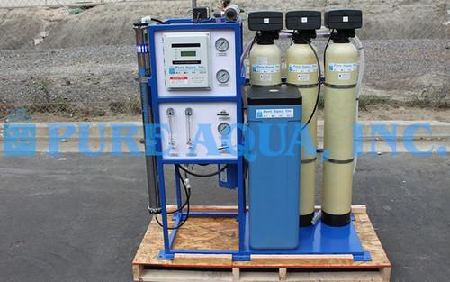 Reverse Osmosis System 600 GPD - Sweden