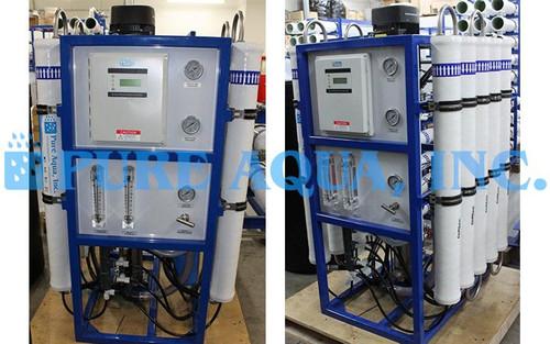 BWRO System 12681 GPD - Ghana