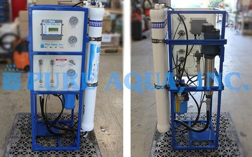 RO System 4500 GPD - Guatemala
