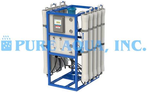 RO System 15000 GPD - Ghana
