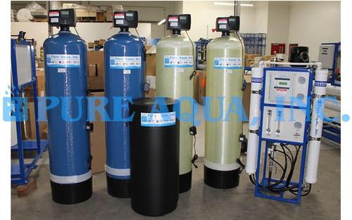Brackish Water RO System 8000 GPD - Ghana