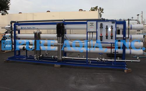 BWRO System 173,000 GPD - Algeria
