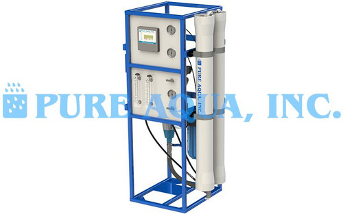 Commercial RO System 3000 GPD - Ecuador