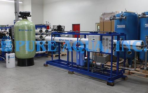 SWRO System 16,000 GPD - Maldives
