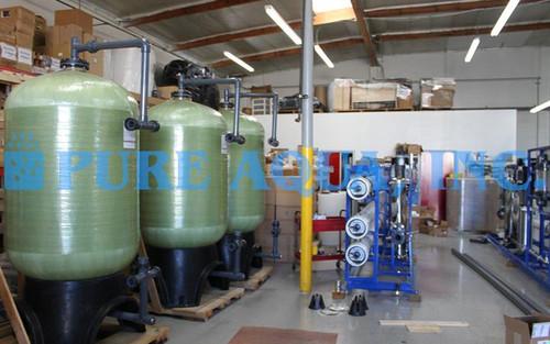 Green Sand Filter 3X 110,880 GPD - Canada