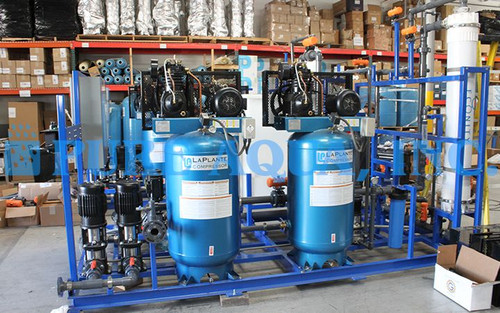 Ultrafiltration System 43,200 GPD - USA