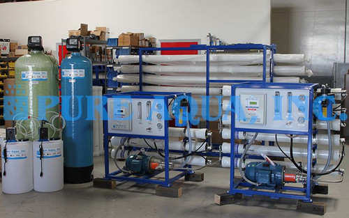 Sea Water Reverse Osmosis System Angola