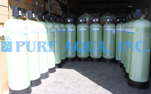 Water Filtration Equipment 5X 25500 GPD - Qatar