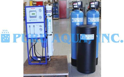 Reverse Osmosis System 3000 GPD - USA