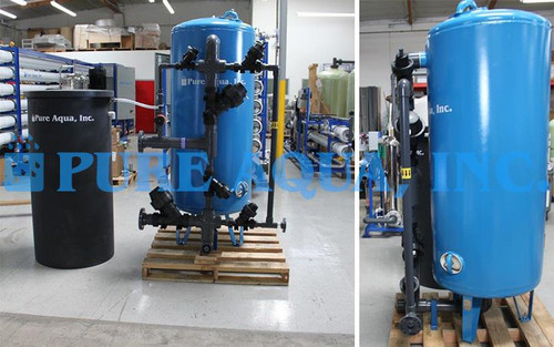 Industrial Water Softener 237,600 GPD - USA
