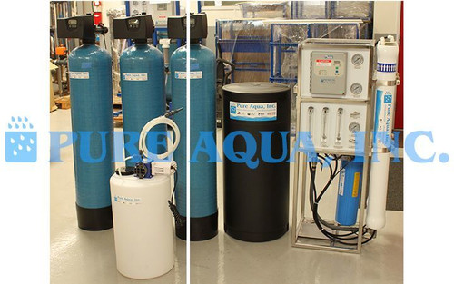 Commercial RO System for Water Store 4,500 GPD – Colombia