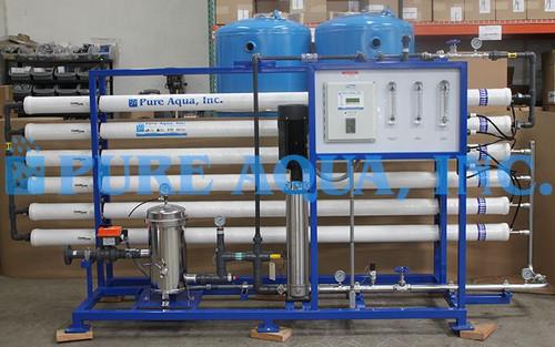 Nanofiltration System 27,000 GPD - Australia