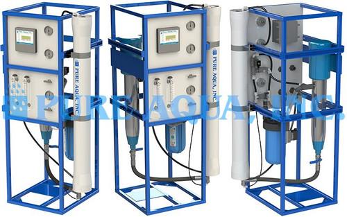 RO System 4X 1500 GPD - UAE