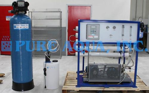 SWRO Unit 4700 GPD - Maldives