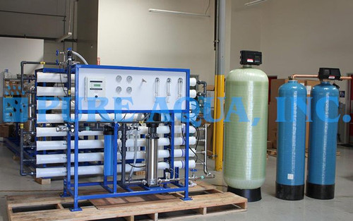 Commercial Reverse Osmosis Machine for Ice Production China