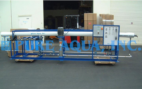 Industrial Brackish Water RO Machine Tunisia