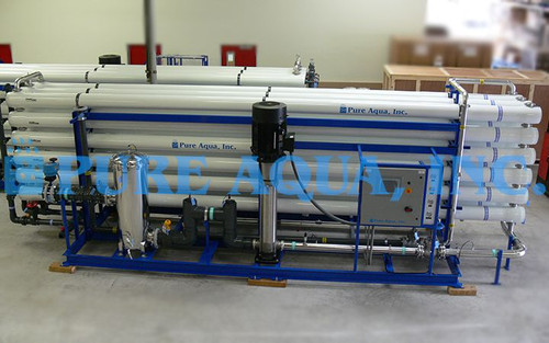 Industrial Brackish Water Reverse Osmosis Machines UAE