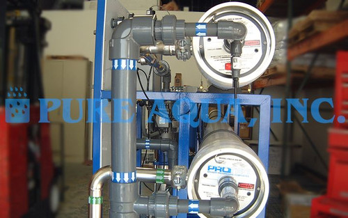 Industrial Reverse Osmosis System USA