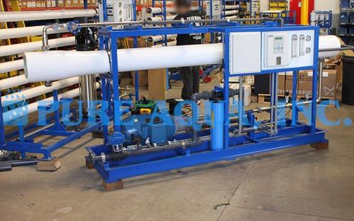 Industrial Seawater RO System Fiji Island