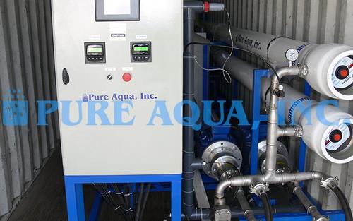 Seawater Reverse Osmosis System Yemen