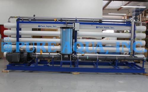 Industrial SWRO Plant Maldives