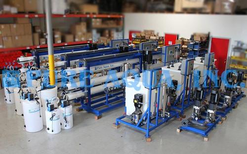 Industrial Brackish Reverse Osmosis Plants Egypt