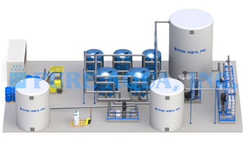 Energy Efficient Reverse Osmosis Systems