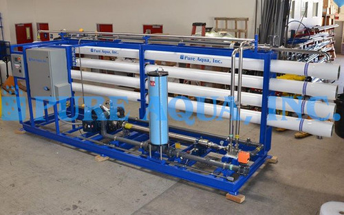 Seawater Reverse Osmosis System Mexico