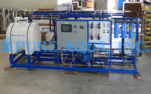 Sea Water Reverse Osmosis System Saudi Arabia