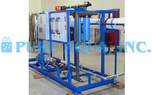 Industrial SWRO System 15000 GPD - Yemen