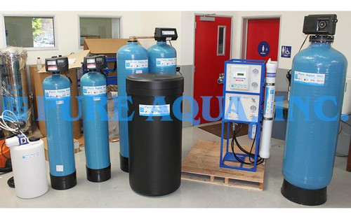 Commercial Water Filtration System USA