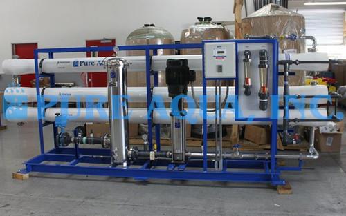 Industrial Reverse Osmosis Equipment Ecuador