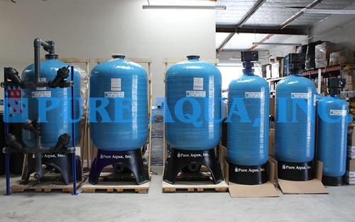 Water Filter System 138,240 GPD - Iraq