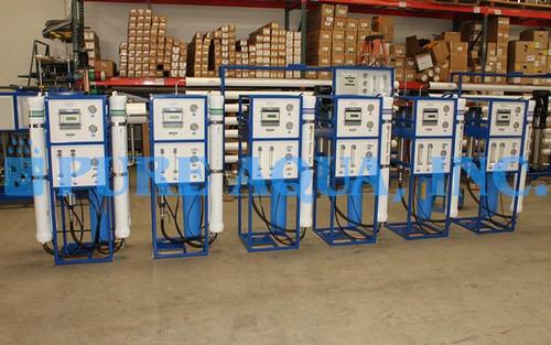 Brackish Reverse Osmosis Machines Algeria