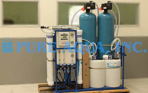 Skid Mounted Reverse Osmosis System Bolivia