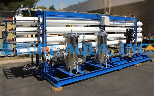 Reverse Osmosis and Nano Filtration Systems for Surface Water Treatment- Mexico