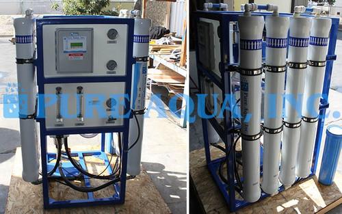 Bottling Plant Purification System Yemen