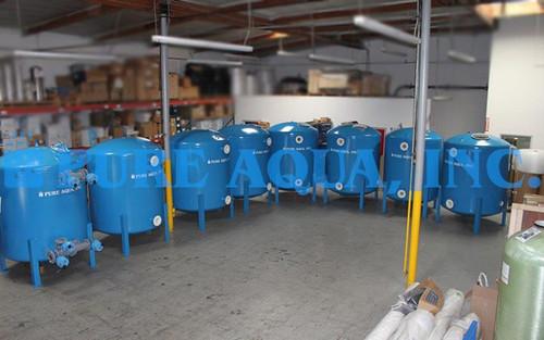 Multimedia Filtration System for Silt Reduction Kuwait