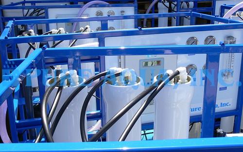 Ultrafiltration Systems 100 X 6,500 GPD- Iraq