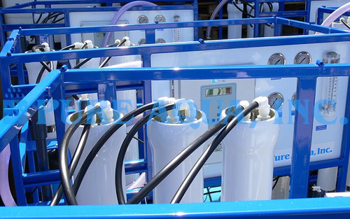 Ultrafiltration Systems 100 X 6,500 GPD- Iraq