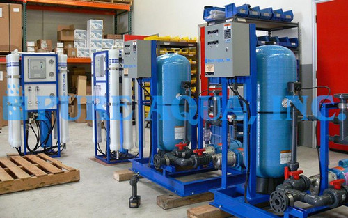 Commercial Filtration and RO Unit Jordan