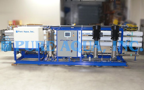 Industrial Brackish Reverse Osmosis Equipment Egypt