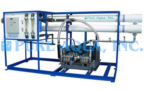 Sea Water Reverse Osmosis Units - UAE